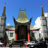 Photo taken at TCL Chinese Theatre by Евгений Ф. on 6/24/2012