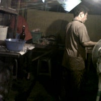 Photo taken at Warung Sate Ayam Cak Ally by Lilih P. on 1/28/2012