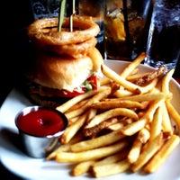 Photo taken at B & B Winepub (Burger & Barrel) by Musa on 6/10/2012