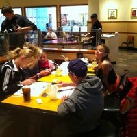 Photo taken at California Pizza Kitchen by Harry B. on 4/2/2012