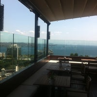 Photo taken at Hilton ParkSA Istanbul by Serkan T. on 8/5/2011