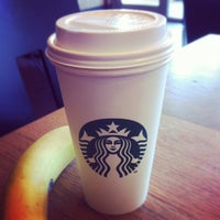 Photo taken at Starbucks by Roberto M. on 1/26/2012