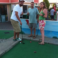 Photo taken at Mr. Tee's Putt & Play by Beth R. on 8/10/2011