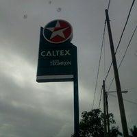 Photo taken at Caltex Sg Ular by Epik Q. on 12/18/2011