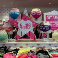 Photo taken at Victoria's Secret PINK by James W. on 3/3/2012