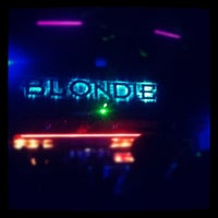 Photo taken at BLONDIE by Peta G. on 3/19/2012