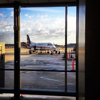 Photo taken at Concourse A by Matt M. on 6/14/2012