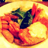 Photo taken at George & Dragon Café by ╃§chïŽø™╃ on 7/15/2011