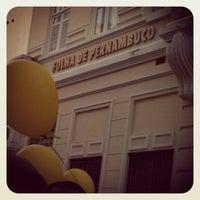 Photo taken at Folha de Pernambuco by Priscilla A. on 4/3/2012