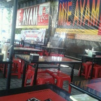 Photo taken at Mie Ayam KQ5 by Maxus F. on 1/8/2012