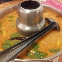 Photo taken at Basil Thai Nudle Bar by Rick Lee on 11/16/2011