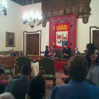 Photo taken at Ayuntamiento de Zamora by Tomyches M. on 9/3/2011