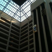 Photo taken at Renaissance Atlanta Waverly Hotel & Convention Center by Patrick T. on 7/22/2011