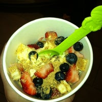 Photo taken at Menchies by Amanda L. on 6/6/2012