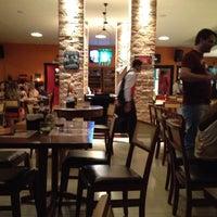 Photo taken at Divina Comédia Pizza Bar by Maristela on 9/9/2012