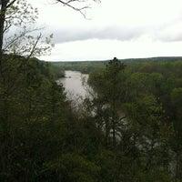 Photo taken at Raven Rock State Park by Robert R. on 3/24/2012