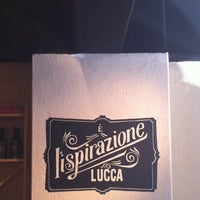 Photo taken at Lucca Fratelli by Quique A. on 4/13/2012