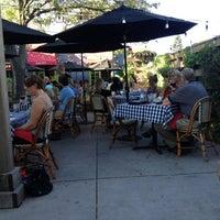 Photo taken at Salut Bar Americain by 🐾Sonya 'Sparkle' V. on 9/5/2012