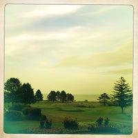 Photo taken at Samoset Resort by Rachel C. on 8/13/2012