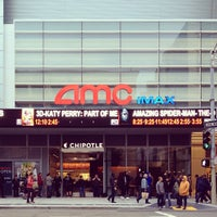 Photo taken at AMC Metreon 16 by Christopher L. on 7/20/2012