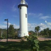 Photo taken at El Faro De Rincon by Donn O. on 3/19/2012