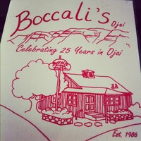 Photo taken at Boccali's Pizza & Pasta by Oren A. on 2/18/2012