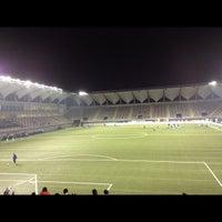 Photo taken at Estadio Bicentenario de La Florida by Hanns S. on 7/13/2012