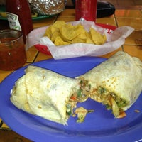 Photo taken at Taqueria Mana by L. Taylor N. on 4/4/2012