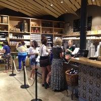 Photo taken at Starbucks by Alex O. on 7/17/2012