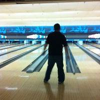 Photo taken at Del Rosa Lanes by Darren E. on 2/17/2012