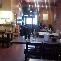 Photo taken at Café Gratitude by Elijah J. on 4/11/2012