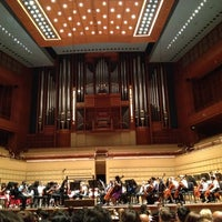 Photo taken at Morton H. Meyerson Symphony Center by Linda D. on 5/6/2012