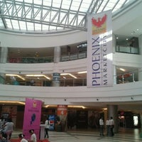 Photo taken at Phoenix Marketcity by Oupamya M. on 3/7/2012