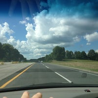 Photo taken at Ohio / Indiana - State Line by Stephen O. on 8/17/2012