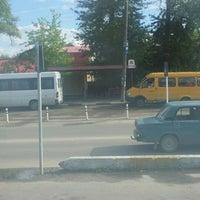 Снимок сделан в Автостанция Обнинск пользователем Светланка С. 7/20/2012