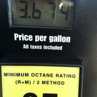 Photo taken at Costco Gas by Brenda on 6/28/2012