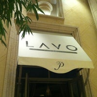 Photo taken at LAVO Italian Restaurant & Nightclub by Jeray on 8/15/2012