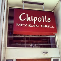 Photo taken at Chipotle Mexican Grill by John H. on 4/6/2012