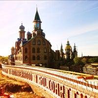 Photo taken at Храм всех религий by IvanHafizov.ru on 5/17/2012