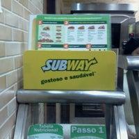 Photo taken at Subway by Isabella I. on 7/17/2012