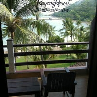 Photo taken at Rayong Resort by Juneichi C. on 5/10/2012