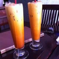 Photo taken at My Thai Restaurant by Valerie ;. on 8/8/2011