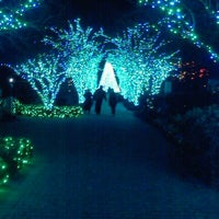 Photo taken at Atlanta Botanical Garden by Randy on 1/5/2012