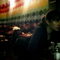 Photo taken at Bliss Cafe by Aya R. on 11/13/2011