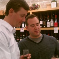Photo taken at Houston Wine Merchant by Erica D. on 2/25/2012