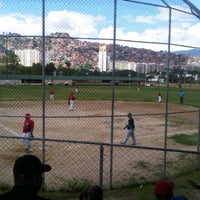 "Photo taken at Campo de Softball ""Tercera División"" by Caraco on 12/10/2011"