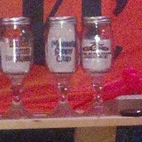 Photo taken at Swing Bridge Saloon by Anne M. on 5/16/2012