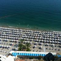 Photo taken at Lloyd's Baia Hotel by Viaggiare L. on 7/7/2012