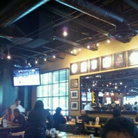 Photo taken at BJ's Restaurant and Brewhouse by Venkatesh G. on 5/20/2012