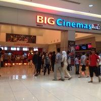 Photo taken at BIG Cinemas by Cikgu R. on 4/28/2012
